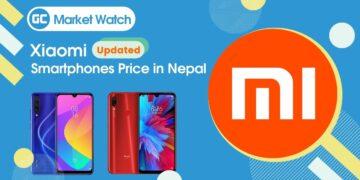 Xiaomi Phones Price in Nepal