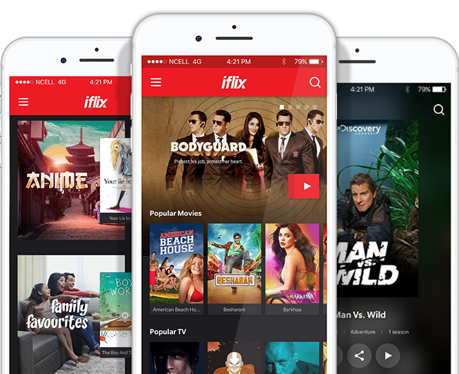 Ncell Stops Iflix Services   Gadget Concern