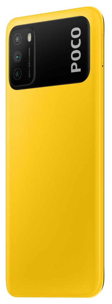 POCO M3 in Yellow Color in Nepal